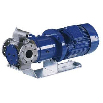 Magnetically Coupled Internal Gear Pumps