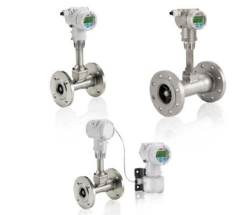 SwirlMaster For liquids, Gases & Steam Measurements in Units