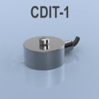 CDIT-1 Stainless Steel Low Profile Compression Load Cell