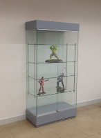 Glass Display Cabinet For Car Dealerships