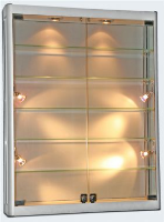 Custom Made Trophy Cabinets For Corporate Firms