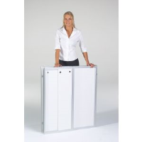 Folding Glass Display Cabinets For Corporate Firms