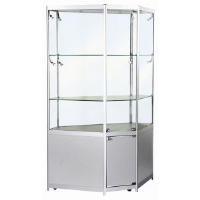 Glass Display Cabinets For Corporate Showrooms