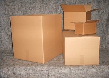 Cardboard Boxes (New)