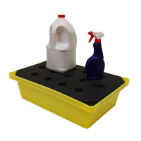 22 Litre Oil or Chemical Spill Tray
