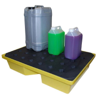 43 Litre Oil or Chemical Spill Tray
