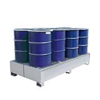8 Drum Steel Spill Containment Pallet?