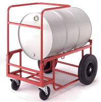 Drum Transporter and Pouring Stand
