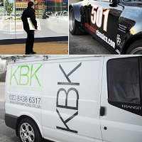 Vinyl Graphics And Lettering