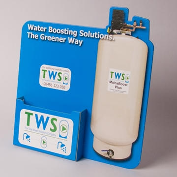 Twist Lock Leaflet & Product Dispensers
