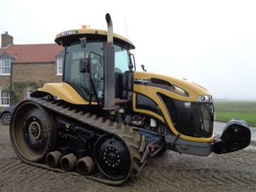 Used Cat Challenger 765C Rubber tracked