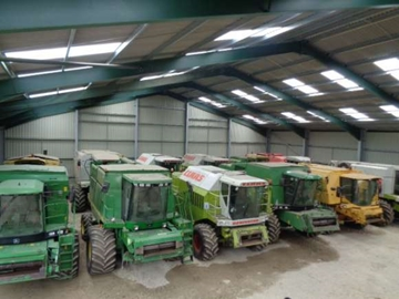 Used Combines For Sale and wanted