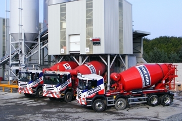 In-house Mixed Concrete Suppliers