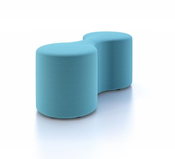 Propellor Stools Soft Seating