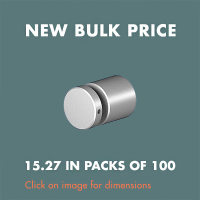 15.27 Panel Support BULK PURCHASE (sold in packs of 100)