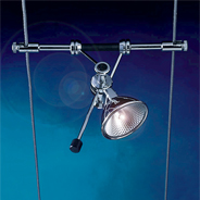 TZ.2 Crossbar Lamp with Multipoise Head (includes lamp)
