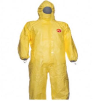 Tychem Lightweight Overalls for Chemical Protection