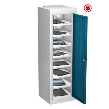 Tablet and I pad lockers