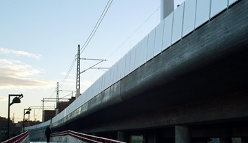 Acoustic Barrier Systems For Exterior Noise