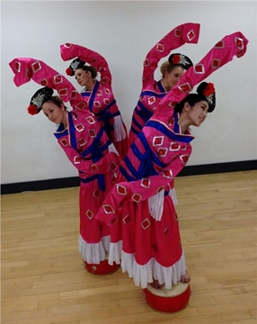 Chinese dance workshops
