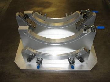 Drill Fixtures for the Aerospace Industry
