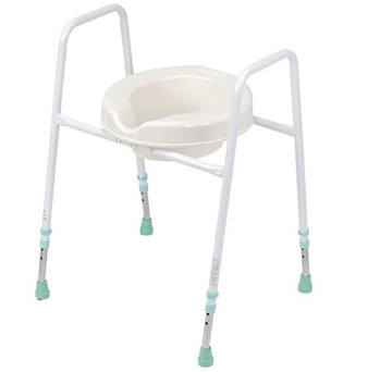 Cosby Clip on Commode UK