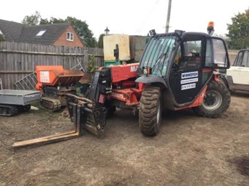 2008 Manitou MLT523T