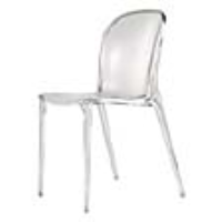 Kartell Thalya chair - /B4/crystal (transparent)  sc 1 st  Find The Needle & Kartell Thalya chair - /B4/crystal (transparent) | 34V0 | chair