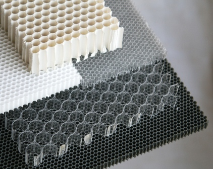 Polycarbonate (PC) Thermoplastic Honeycomb