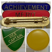 Badges and Rosettes