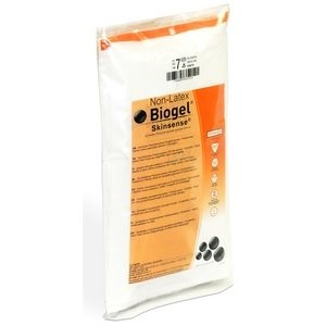 Biogel Skinsense Synthetic Latex Free Sterile Surgeons Gloves Size 6 [Pack of 10]