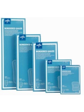 Bordered Gauze Dressing With Pad