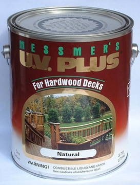 Messmers UV Plus Oil for Decking