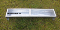4.6Ft Galvanised Feed Trough