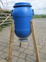 40 Kg Poultry Feeders X4