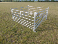 Bateman Sheep Hurdles 10 X 4ft Long Hot Dipped With Loops Offer
