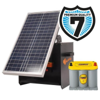 Gallagher S280 Solar Powered Energizer Electric Fencing