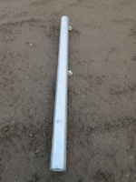 Galvanised Gate Hanging Post & Slam Post Twin Pack