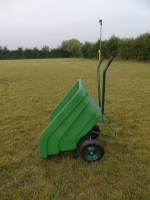 King Wheel Barrow 300 Litre