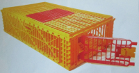 Large Poultry Crate X3