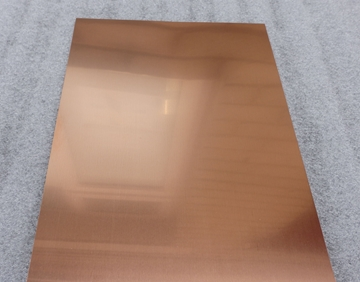 Classic Copper Sheet