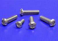 TX Pin Security Screws