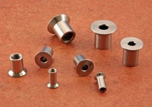 Countersunk Socket Interscrew Stainless Steel
