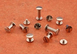 Brass Nickel Plated Interscrew