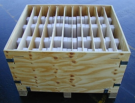 Specialist Wooden Export Packaging Crates