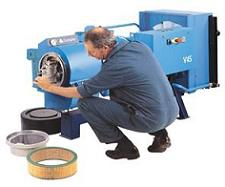 Gardner Denver Compressor Servicing