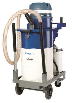 Optimoil 203M Machine Vacuum & Fluid Filtration