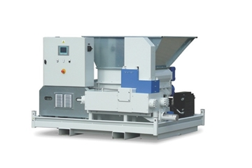 Brikstar I-Swarf Briquetting Machine