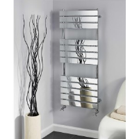Alliance Troon 3 Section Chrome Towel Warmer 800mm