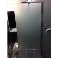 Cotswold Volente Frosted Glass Side Panel 700mm